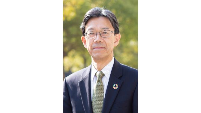 山口宏樹氏