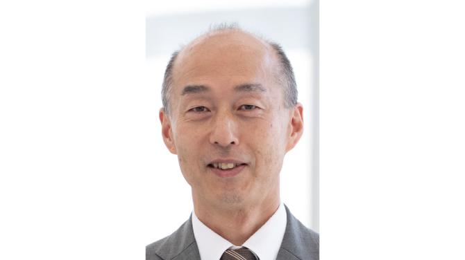 矢尾雅義氏